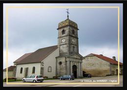 39  La  CHAUX  Du  DOMBIEF  ..  L'église - Otros Municipios
