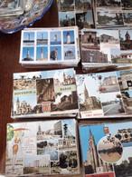 LOT DE  730 CARTES MULTIVUES DE FRANCE - 500 Cartoline Min.