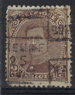 Koning Albert I Nr. 136 Voorafgestempeld Nr. 3456 C  WAREMME  25  BORGWORM ; Staat Zie Scan ! Inzet Aan 10 € ! - Roller Precancels 1920-29