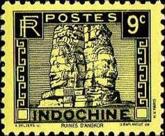 Indochine Poste N** Yv:215 Mi:167 Ruines D'Angkor (G.trop.) - Unused Stamps