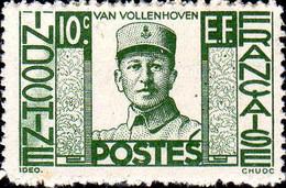 Indochine Poste N** Yv:255 Mi:325 Von Vollenhoven Gouverneur (non-gommé) - Unused Stamps
