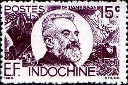 Indochine Poste N** Yv:259 Mi:329 De Lannessan Medecin (non-gommé) - Unused Stamps