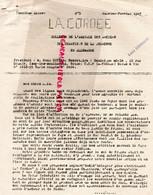 03-VICHY- LA CORDEE CHANTIERS JEUNESSE 1947-PETAIN-COLLABORATION- N° 5-ALLEMAGNE-LOUIS BONNAUD LIMOGES-RENE COTTIN - Guerra 1939-45