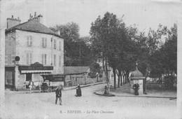 H1006 - NEVERS- D58 - La Place Chaméane - Nevers