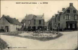 CPA Saint Martin Le Vieux Haute Vienne, Le Centre - Altri Comuni