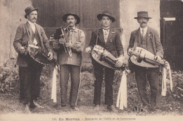 CPA - Sonneurs De Vielle Et De Cornemuse - Music And Musicians