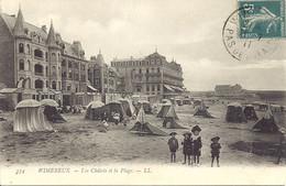 62. Wimereux - L.L 334 - Les Châlets Et La Plage - Andere Gemeenten