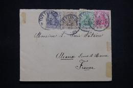 ALLEMAGNE -  Enveloppe De Tuttlingen Pour La France En 1903  - L 99623 - Storia Postale
