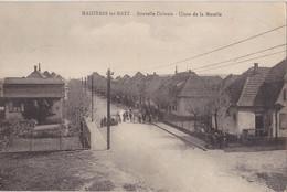 MAIZIERES LES METZ  Nouvelle Colonie   Usine De La Moselle - Andere Gemeenten