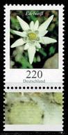 Bund 2006,Michel# 2530 ** Blumen:Edelweiß - Unused Stamps