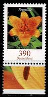 Bund 2006,Michel# 2534 ** Blumen:Feuerlilie - Unused Stamps