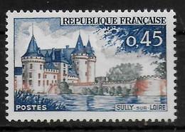 FRANCE  N° 1313  * *   Chateaux Sully Sur Loire - Schlösser U. Burgen