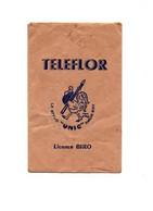 Pochette Papier Teleflor Le Stylo UNIC Marche Bien Licence Biro- Format : 8x5 Cm - Advertising