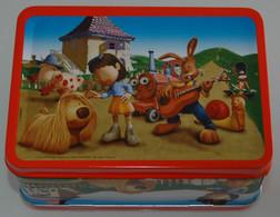 Valise Métallique Manège Enchanté 2005 Film Animation Kinder Surprise - Otros Accesorios