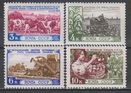 CCCP/URSS/RUSSIE/RUSSIA/ZSRR 1961** MI.2453-54+96+2512**,ZAG.2540-43,YVERT... - Nuovi