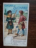 L36/18 CHROMO CHOCOLAT SUCHARD . ANCIENNES MESURES DE FRANCE . LA TOISE . LA TOISE CUBE - Suchard