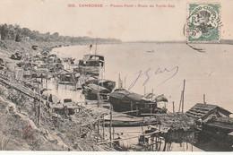 ***  CAMBODGE  ***  Phnom Penh - Rives Du Tonlé Sap - TTB - Cambodja