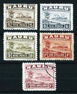 Nauru (Británica) Nº 22/... Cat.107€ - Nauru