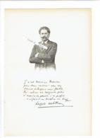 LEOPOLD MABILLEAU 1853 BEAULIEU LES LOCHES 1941 NIORT PHILOSOPHIE MUTUALITE PORTRAIT AUTOGRAPHE BIOGRAPHIE ALBUM MARIANI - Historical Documents