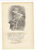 MARIE DE ROUMANIE 1875 EASTWELL 1938 SINAIA De Saxe-Cobourg-Gotha PORTRAIT GRAVE AUTOGRAPHE BIOGRAPHIE ALBUM MARIANI - Historische Documenten
