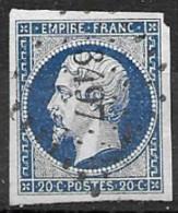 TP14,obl.,PC3497,Vassy Pres Vire(CALVADOS),ind.7 - 1849-1876: Klassik
