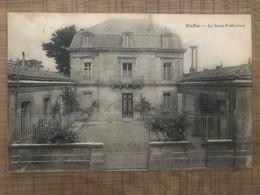 Ruffec La Sous Prefecture - Ruffec