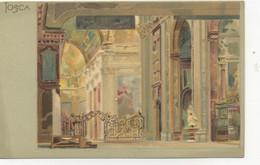 MUSIQUE- OPERA - TOSCA -Officine G.Ricordi C.Milano - Opera