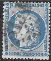 TP60A,obl.,GC3154,Beuzeval(CALVADOS),ind.26(Remplaçant Alsace Lorraine - 1849-1876: Classic Period