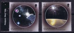 Guernsey Space 2009 CEPT, Europa Hubble Telescope - Guernsey