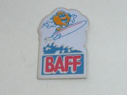 Pin's POPCORN BAFF - Alimentazione
