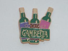 Pin's COCKTAILS GAMBETTA - Bevande