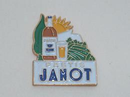Pin's PASTIS JANOT - Bevande