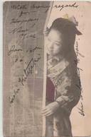 YOUNG GEISHA GIRL - 1906 - Non Classés