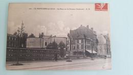 Lille La Madeleine Les Eaux Sur Le Nouveau Boulevard Ed GD 258 TBETBE - La Madeleine