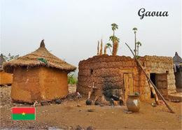 Burkina Faso Gaoua New Postcard - Burkina Faso