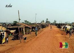 Guinea Koba Street View New Postcard - Guinea