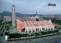 Nigeria Abuja Cathedral New Postcard - Nigeria