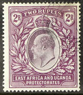 """1903-04 2r Dull & Bright Purple KEVII, SG 10, Fine Used With Part """"Mombasa Registered"""" Cancel. For More Images, Please V - Vide"""