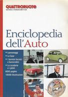 QUATTRORUOTE ENCICLOPEDIA DELL'AUTO - 2003 - Motori