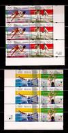 POLAND 2008 OLIMPIC GAMES In PEKING Set BLOCK Of 6 MNH - Ongebruikt
