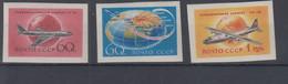 UdSSR Michel Cat.No. Mnh/** 2106/2108B - Unused Stamps