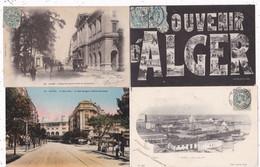 LOT/011.........10 CPA ALGER - 5 - 99 Postcards