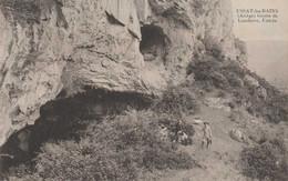 Ussat Les Bains ( 09 - Ariège) Grotte De Lombrise , Entrée - Sonstige Gemeinden