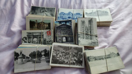 LOT DE 1000 CARTES POSTALE CPA DE FRANCE - 500 Postkaarten Min.