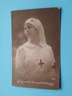 Ange Sauveur De Nos Pauvres Blessés / Pawtrie 1004 ( Edit. A Noyer Paris ) Anno 1915 Gissey-le-Vieil ( Voir Photo ) ! - Montbard