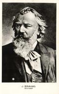 J BRAHMS  1833 1897  RV - Chanteurs & Musiciens