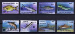 Grenada (Grenadines) 1987 Fish - Grenada (1974-...)