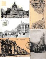 N 97  Lot 100 CPA Différentes De Belgique - 100 - 499 Cartoline