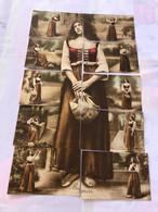 A 4713 - Puzzel 10 Cartes Opéra De Mignon - Opera
