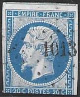 TP14,obl.,PC1013,Couterne(ORNE),ind.6 - 1849-1876: Klassik